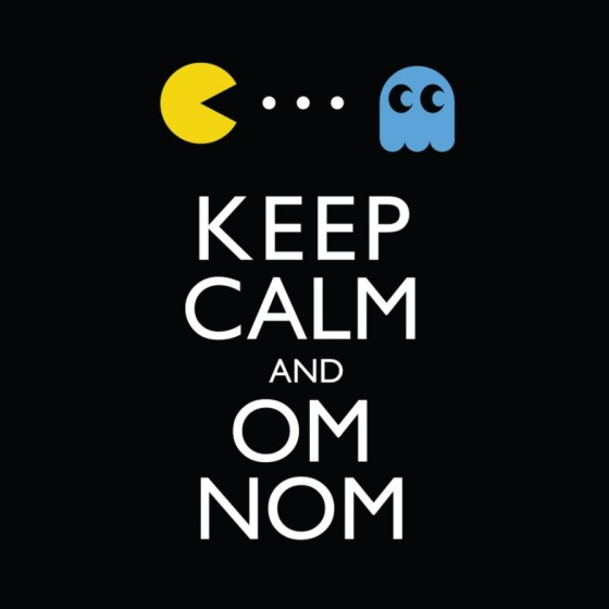 ipad_23032_pac_man_keep_calm_and_om_nom
